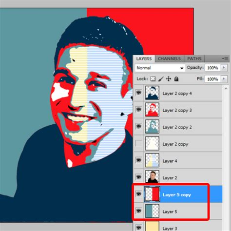 tutorial photoshop obama how to make an obama style poster in photoshop howtech
