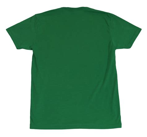 the gallery for gt green t shirt back template