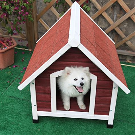 painted dog houses petsfit 28 x 30 x 30 inches wooden x small dog house pet house outdoor painted with water based