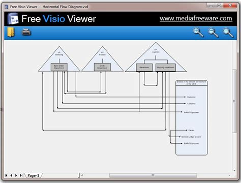 visio viewer print free visio viewer media freeware