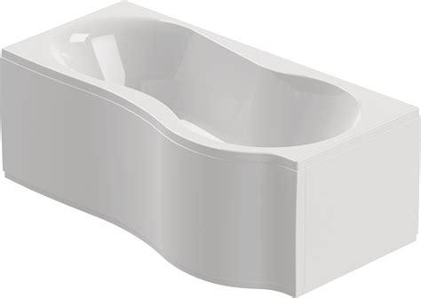 Badewanne 150 X 75 Cm Mit Dusche Integriert Duschzone In Einem