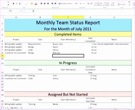 project follow up template excel 6 project follow up template excel exceltemplates