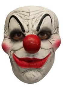 Adult clown 4 mask
