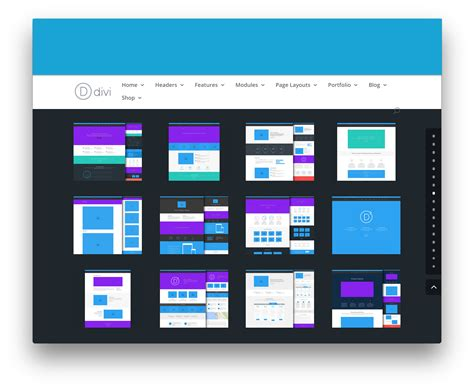 Divi Theme By Elegant Themes Version 3 0 19 Download For 25 Divi Theme Templates