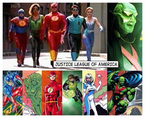 justice league of america film 1997 movie justice league of america the tv movie pilot