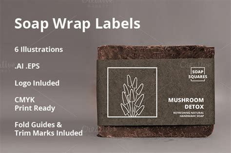 22 Soap Label Designs Psd Vector Eps Jpg Download Freecreatives Soap Label Templates