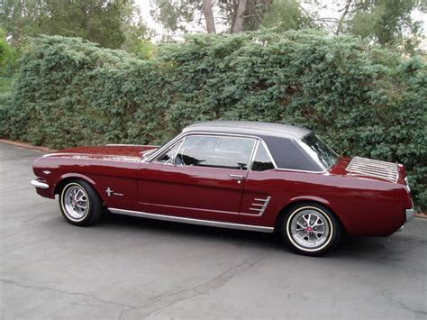 mustang college in college i had the honor of driving a 65 mustang with