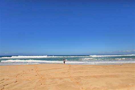 sand beaches christmas day at polihale beach photo flurries