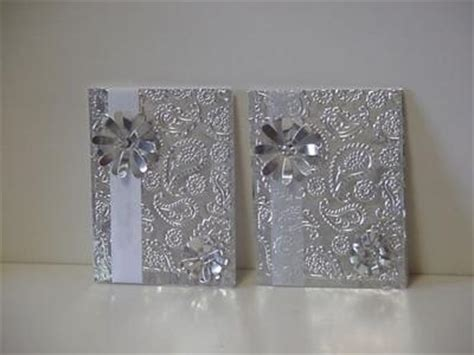 how to make embossed cards instant get how do you build a boat out of aluminum foil