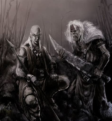 malazan book of the fallen character pictures malazan book of the fallen characters trull and onrack