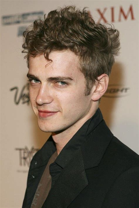 new wave hairstyles for men hayden christensen pictures and photos fandango