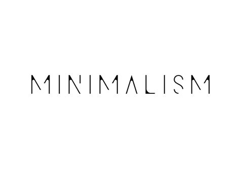 what is minimalism her own skin be confident in your own skin