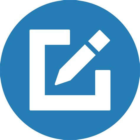 Draw, Circle, Compose, Edit, pencil, write icon
