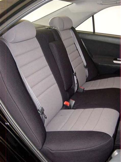 toyota camry back seat cover toyota camry standard color seat covers rear seats