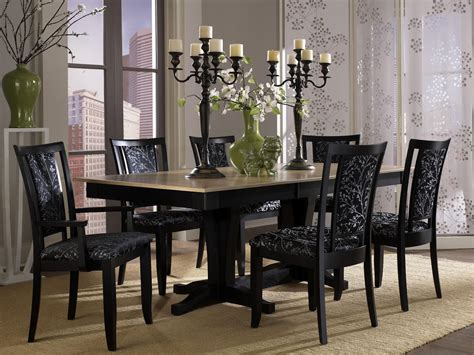 country style family kitchen with round table family dining room table decor and the whole gorgeous dining