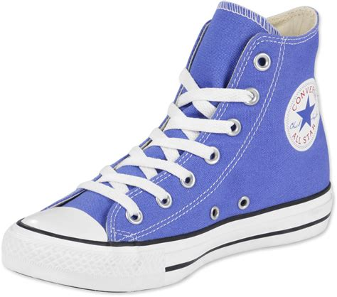 converse all hi shoes blue