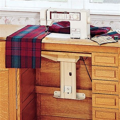 sewing machine cabinet woodworking plans woodworking