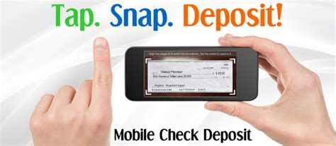 mobile bank deposit mobile check deposit westex federal credit union