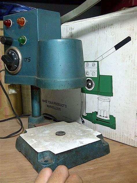 Mesin Segel Capping rising pack inti grafika segel botol aluminium foil seal untuk pet sistem konduksi