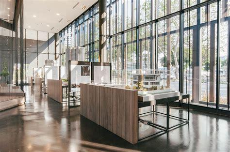 design brief art gallery bsg sales gallery eowon designs archdaily