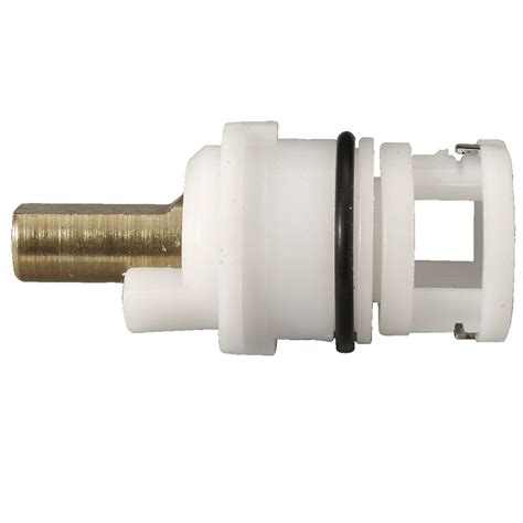 bathtub faucet stem shop brasscraft brass and plastic faucet tub shower stem