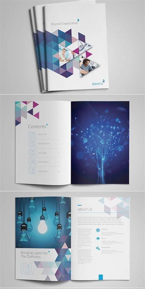 template untuk brochure 1180 best brochure phlet designs images on pinterest