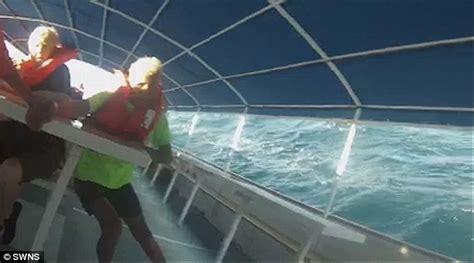 catamaran in costa rica sinks video shows a costa rica tourist catamaran capsize and