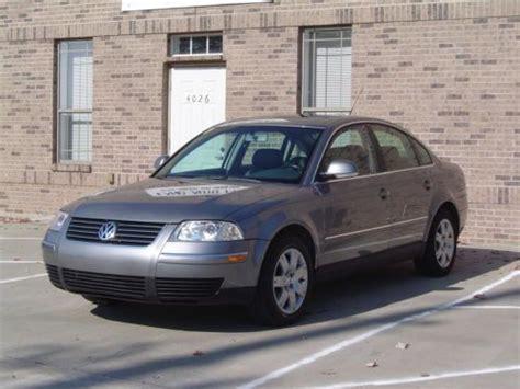 2005 Volkswagen Passat Mpg by Purchase Used 2005 Vw Passat Gls Tdi 113k Diesel