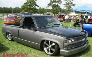 the gallery for gt custom two tone paint on chevy trucks