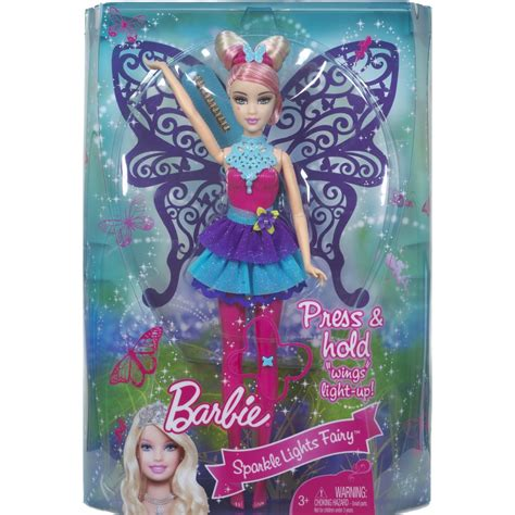 dolls that light up sparkle lights wings light up doll by mattel