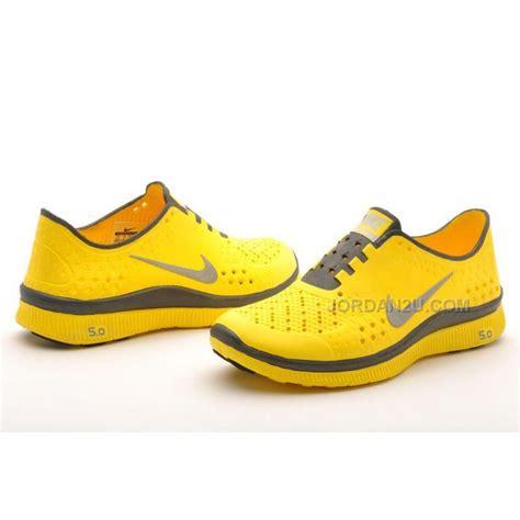 nike free run 5 0 womens shoes olympic running yellow grey