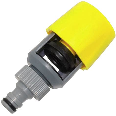 Adaptor Mixer universal kitchen tap hose pipe adaptor connector rubber mixer square ebay