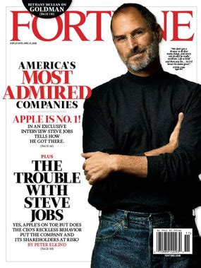 magazine cover design jobs love him or hate him fortune cannot make up its mind