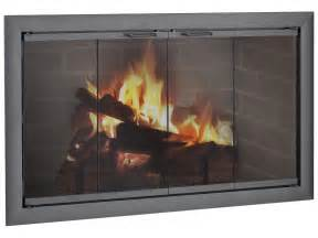 Fireplace Doors With Blower by Fresh Classic Fireplace Doors And Blower 14619