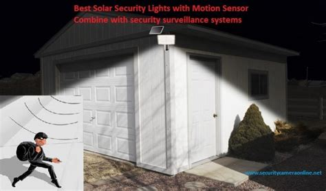 best solar security light best solar security lights with motion sensor
