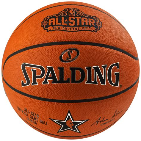 spalding nba basketball spalding nba 2017 all star game basketball