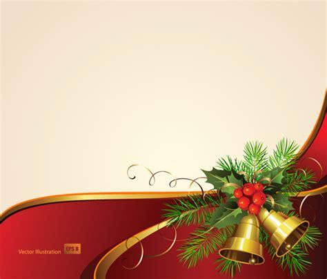 wallpaper christmas vector exquisite christmas backgrounds vector 03 free download