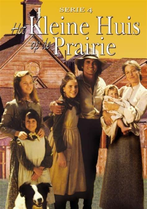 kleine huis op de prairie boeken bol kleine huis op de prairie seizoen 4 dvd