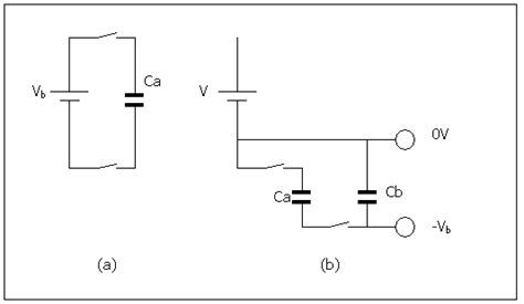 how a capacitor works in a circuit power supply circuits