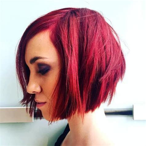 cherry with haircut 40 short shag hairstyles that you simply can t miss