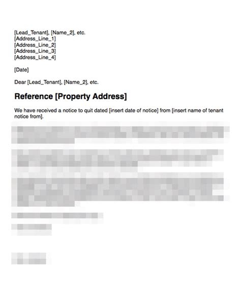 joint tenancy agreement template notice from one of several joint tenants periodic tenancy