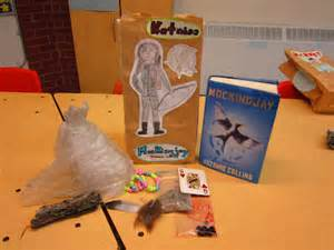 Image result for Create a book report in a bag