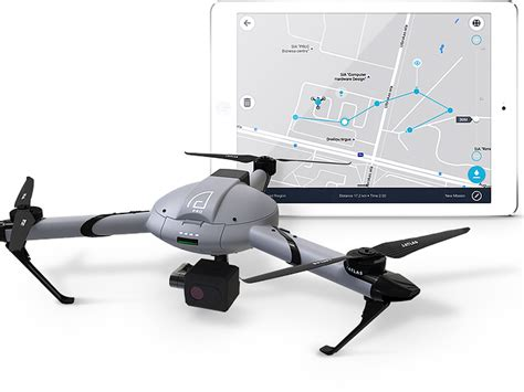 drone dynamics atlas dynamics announces professional drone system with 55