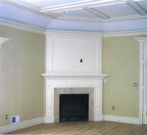 Tray Ceiling Dimensions Coffered Tray Ceilings Traditional Bedroom New