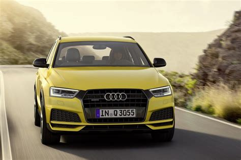 S Line Audi Q3 by 2017 Audi Q3 Update Introduces S Line Package