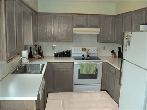 Grey Kitchen Cabinets With White Appliances Grey Kitchen Cabinets White Appliances