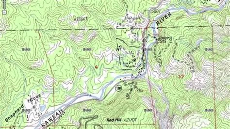 what are topographic maps watersheds and topographic maps