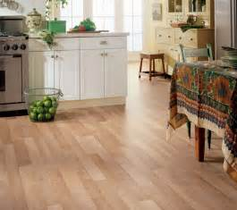 wooden kitchen flooring ideas vinyl wooden flooring in the kitchen home interiors