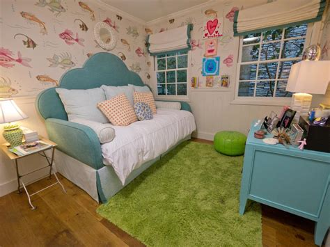 Hgtv Bathrooms Ideas by A Tween S Underwater Themed Bedroom Kids Room Ideas