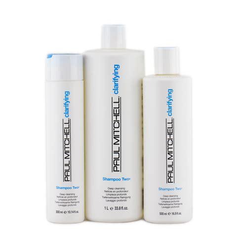 Paul Mitchell Clarifying Shoo Three 1000ml 10 best shoo brands for healthy hair